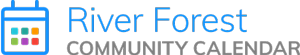 river forest community calendar
